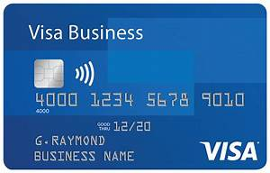 Visa business credit card visa for Business visa credit card