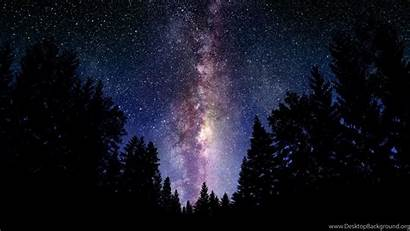 Milky Galaxy Way Wallpapers Desktop Background