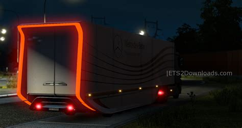 southern home interiors mercedes aero trailer ets 2 mods ets2downloads