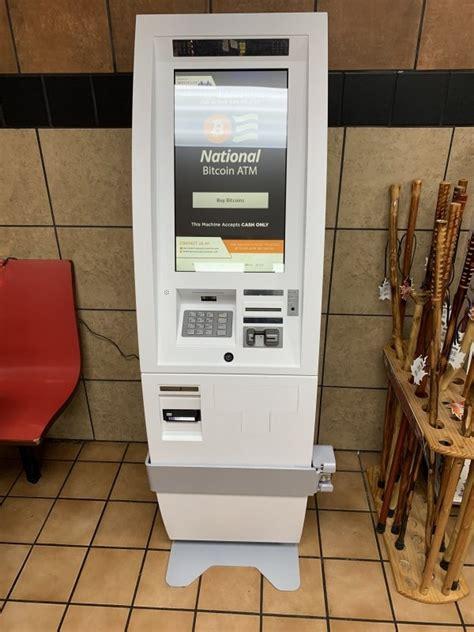 Bitcoin of america bitcoin atm. Bitcoin ATM in Oklahoma City - Phillips 66 Gas Station