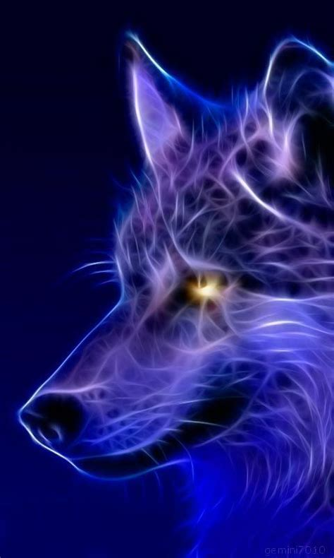 Abstract Wolf Wallpaper by Cool Wallpaper Wolves And Abstract On