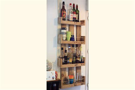 deco etagere cuisine etagere de cuisine demitagre astucieuse petit modle