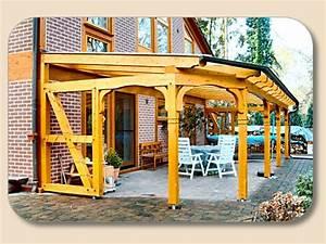 Terrassendach Selber Bauen : terrassen berdachung glas vsg und holz bausatz von holzon ~ Sanjose-hotels-ca.com Haus und Dekorationen