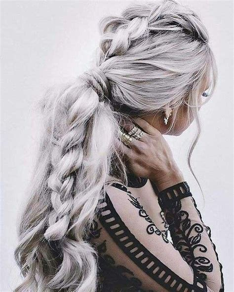 Perfect Wedding Hairstyles Ideas For Long Hair29 Braided