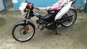 Honda Xrm 125 Modified  U0026quot Trinity U0026quot
