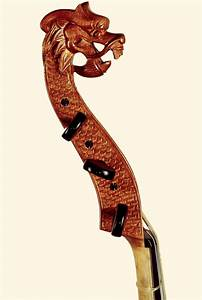 carved scroll violin - Google Search | Lutherie ...