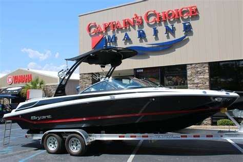 Bryant Ski Boats by Bryant Ski And Wakeboard Boat Boats For Sale Boats