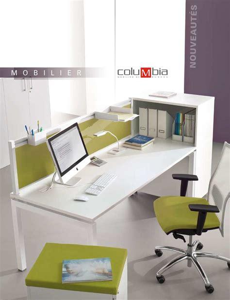 calaméo si contact mobilier de bureau columbia