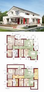 Haus Mit Einliegerwohnung Grundriss : best 25 modern home plans ideas on pinterest modern ~ Lizthompson.info Haus und Dekorationen