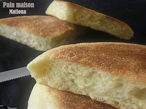 Four A Pain Maison : matlou3 pain maison algerien le blog cuisine ~ Premium-room.com Idées de Décoration