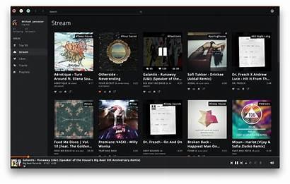 Soundcloud App Desktop Software Apps Open Mac