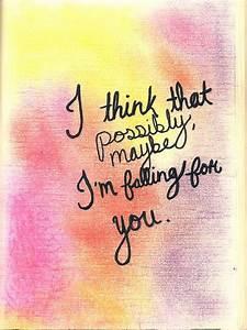 Falling In Love... Landon Pigg Quotes