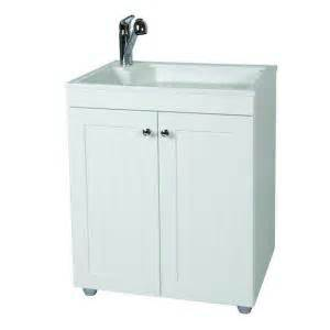 Slop Sink Home Depot by Glacier Bay All In One 27 5 In W X 21 8 In D Composite