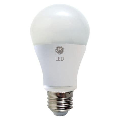 ge  equivalent reveal  dimmable led light bulb leddarvltp  home depot