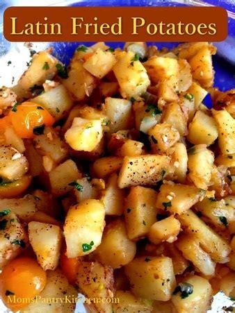 latin fried potatoes