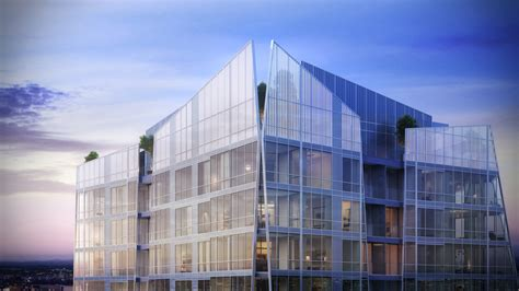 luxury condo project  announces  ground breaking