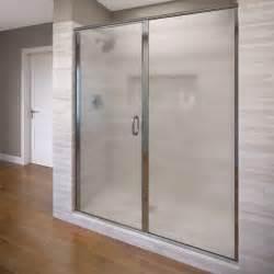 basco shower door basco infinity 58 1 2 in x 70 in clear semi framed