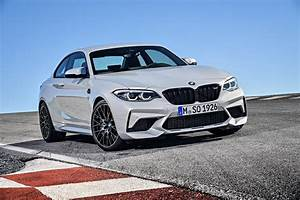 Bmw M2 Competition Goes Official With 405 Hp