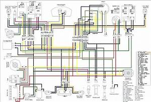 Rs 125 Wiring Diagram  With Images
