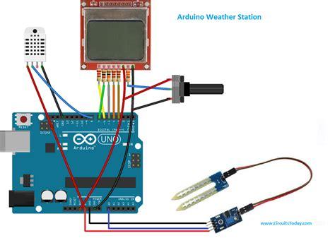 Diy Arduino Weather Station Using Nokia Lcd Display Diy Gel Nail Polish Gumball Machine Door Opener Diys And Crafts Electrolyte Powder Shell Decor Wedding Flower Ejuice Kit