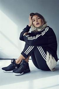 Adidas Shows Ladies How To Wear the Tubular X Primeknit - TheShoeGame.com - Sneakers u0026 Information