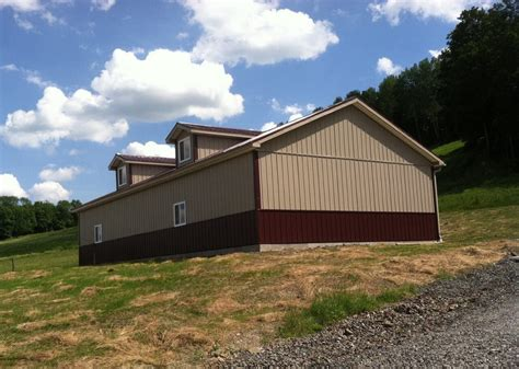 Pole Barn Roofing by Metal Roofing Siding And Trims Pole Barn Supplies M