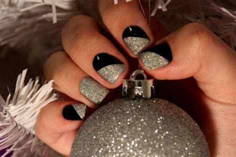 New Year's Eve Nail Art Pictures, Photos, And Images For