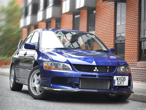 07 Mitsubishi Lancer by 2006 Mitsubishi Lancer Evolution Ix Fq360 Related
