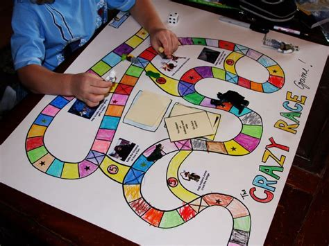 Diy Board Game  Could Do Similar Version Just Using Large. Gift Ideas Usa. Ideas Creativas Faciles De Hacer. Display Ideas For Verbs. Deck Ideas Around Ponds. Elegant Backyard Bbq Ideas. Baby Holiday Ideas. Design Ideas Playroom. Board Ideas For Shapes