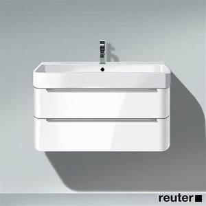 Duravit Happy D : duravit happy d 2 wall mounted vanity unit d 48 cm white h2636402222 reuter ~ Orissabook.com Haus und Dekorationen