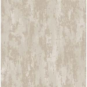 Beige Industrial Texture Wallpaper Sales