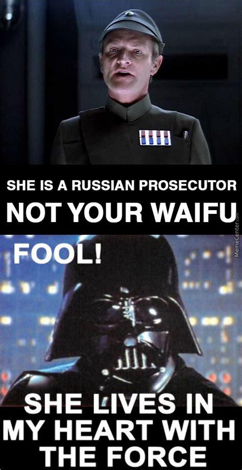 Waifu Memes - mai waifu by vinhsama meme center