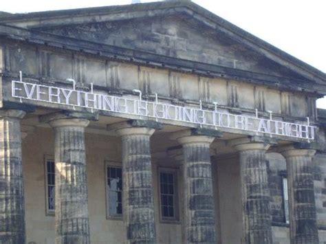 neon sign picture of scottish national gallery of modern one edinburgh tripadvisor