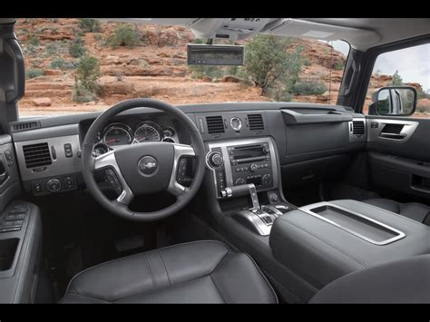 hummer jeep inside 2008 hummer h2 interior driver view 1920x1440 wallpaper