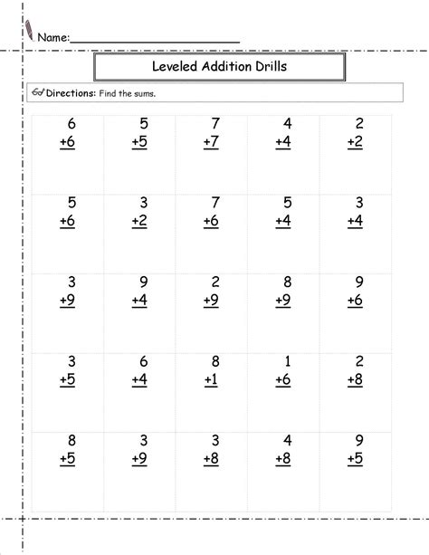 Math For Grade 1 Worksheets  Math Worksheets For Grade 1 Activity Sheltergrade Page 15math