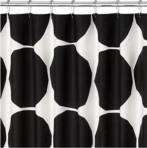 Duschvorhang Schwarz Weiß : marimekko duschvorhang holt die frische in ihr badezimmer ~ Yasmunasinghe.com Haus und Dekorationen