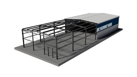 capannoni metallici prefabbricati capannoni prefabbricati metallici wall w 2 12x36m kit