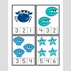 Preschool Printables Under The Deep Blue Sea Printable  Learning About The Sea Ocean