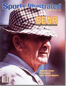Losing Bear Bryant Quotes On. QuotesGram
