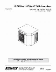 Hce1000a Manuals