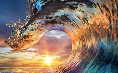 Mural Wave Ocean Murals Wall Wallartstudios Easy