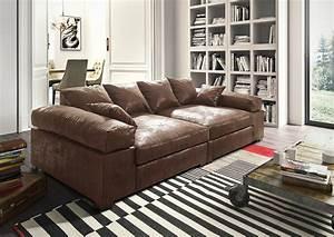 Big Sofa Mit Schlaffunktion : big sofa couchgarnitur megasofa riesensofa arezzo real ~ Yasmunasinghe.com Haus und Dekorationen