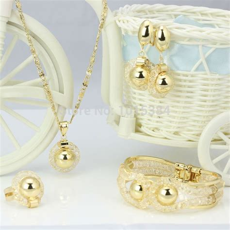 63 best fashion gold plated jewelry sets images on