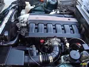 1993 Bmw 5 Series 525i Sedan 2 5 Liter Dohc 24
