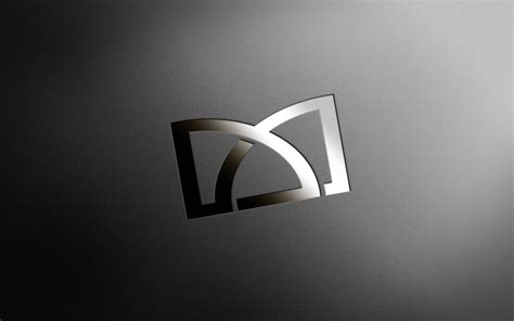 DM Monogram Logo - GraphicsFamily