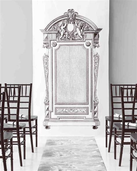 22 Creative Wedding Backdrop Ideas Martha Stewart Weddings
