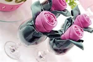 pliage serviettes mariage a chaque thème de mariage pliage de serviette un monde de fille
