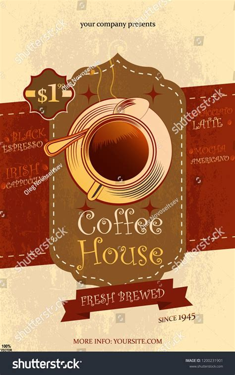 Ampersand coffee fort worth can offer you many choices to save money thanks to 15 active results. Coffee design. vector EPS 10. Restaurant or coffee house ...