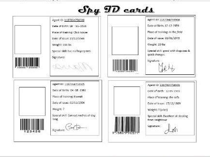 id spy card game ks ks starter  georgiakatherine