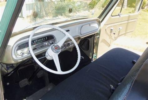 1963 Chevrolet Corvair Ramp-side